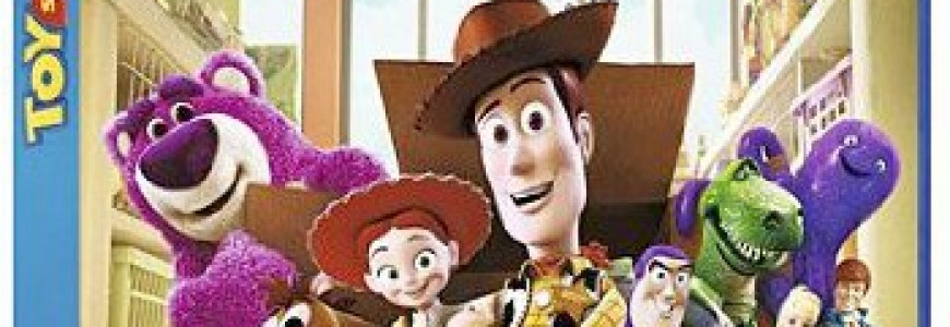 Toy Story 3: La grande évasion version jouets