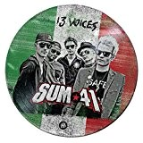 13 Voices (Ltd Picture Disc Vinyl-Italy) [Import allemand]