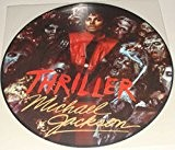ALBUM THRILLER.LIMITEE.PICTURE DISC.