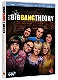 Big Bang Theory Saison 8 (Import Langue Française Region 2)