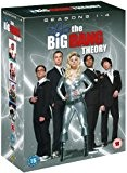 Big Bang Theory - Season 1 - 4 Complete [STANDARD EDITION] [Import anglais]