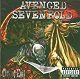 City of Evil by Avenged Sevenfold (2005) Audio CD
