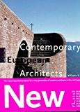 CONTEMPORARY EUROPEAN ARCHITECTS : Volume 5