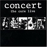 Cure, The - Concert - The Cure Live - Fiction Records - 823 682-1
