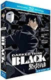 Darker than BLACK - Intégrale - Edition Saphir [3 Blu-ray] + Livret