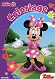 Disney Minnie Junior - Coloriage