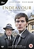 Endeavour: The Collection (Pilot Film and Series 1-2) [Import anglais]