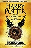 Harry Potter 8 : Harry Potter and the Cursed Child Parts 1 & 2 : The Official Script Book of ...