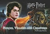 Harry Potter and the Goblet of Fire: Heroes, Villains and Creatures Postcard Book (Harry Potter Film Tie Ins) by Penguin ...