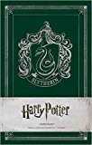 Harry Potter carnet  Serpentard
