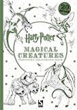 Harry Potter Magical Creatures Postcard Book 2 by Warner Bros (2016-06-30)