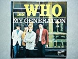 Les Who 45Tours EP vinyle My Generation