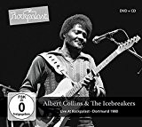 Live At Rockpalast by Albert Collins And The Icebreakers