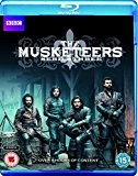 Musketeers - Series 3 [Blu-ray] [Import anglais]