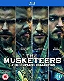Musketeers - The Complete Collection [Blu-ray] [Import anglais]