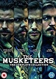 Musketeers - The Complete Collection [Import anglais]