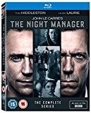 Night Manager, the - Season 01 [Blu-ray] [Import anglais]