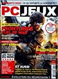 PC JEUX [No 121] du 01/03/2008 - FRONTLINES FUEL OF WAR - ASSASSIN'S CREED - LEFT 4 DEAD - MIRROR'S ...