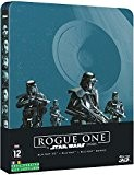 Rogue One: A Star Wars Story [Steelbook Blu-ray 3D]