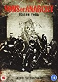 Sons of Anarchy - Season 4 [DVD] [Import anglais]