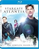 Stargate Atlantis: Season 1 [Blu-ray] [Import anglais]