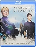 Stargate Atlantis: Season 4 [Blu-ray] [Import anglais]