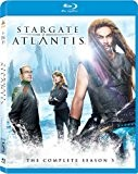 Stargate Atlantis: Season 5 [Blu-ray] [Import anglais]