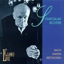 Sviatoslav Richter plays Bach, Haydn, Beethoven (1994) by Unknown (1996-05-21?