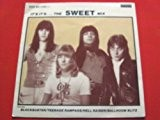 "Sweet It's It's The Sweet Mix/Fox On The Run 7"" Anagram ANA28 EX/EX 1984 picture sleeve"