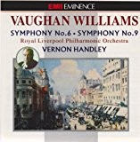 Symphonies 6 & 9 by Vaughan Williams
