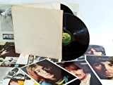 THE BEATLES numbered white album