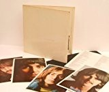 THE BEATLES white album. Top copy. UK Pressing 1968. Mono. Rare low numbered top opening black inners, complete with poster ...