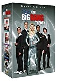 The Big Bang Theory - Saisons 1-4