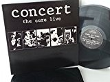 THE CURE concert the cure live, FIXH10