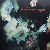 THE CURE disintegration. First UK press, hand written matrix ALWAYS, 1989 on Fiction records.