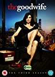 The Good Wife - Season 3 [DVD] [Import anglais]