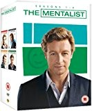 The Mentalist - Season 1-4 [DVD] [2012] [STANDARD EDITION] [Import anglais]