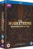 The Musketeers - Series 1-2 [Blu-ray] [Import anglais]