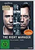 The Night Manager-die Komplette 1.Staffel (Dvd) [Import anglais]