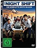 The Night Shift-die Komplette Erste Season-2 d [Import anglais]