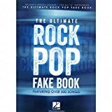 The Ultimate Rock Pop Fake Book – arrangés pour C INSTRUMENTS de [Notes/sheetm usic]