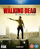The Walking Dead - Season 3 [Blu-ray] [Import anglais]