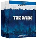 The Wire- The Complete Season 1-5 (Blu-Ray) [Import anglais] [Import anglais]