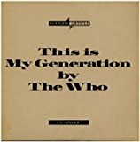 This Is MY Generation (4 Track EP Incl. My Generation,Substitue,Behind Blue...)