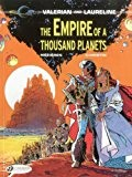 Valerian and Laureline, Tome 2 : The empire of a thousand planets
