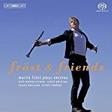 Various: Frost and Friends (Scriabin: Prelude/ J.S.Bach/ Gounod: Ave Maria/ J.S. Bach: Presto) by Martin Frost