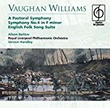 Vaughan Williams: A Pastoral Symphony By Royal Liverpool Philharmonic Orchestra (Artist, Orchestra),,Vernon Handley (Conductor) (2002-05-06)