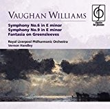 Vaughan Williams:Symphonies 6 & 9, Fantasia on Greensleeves
