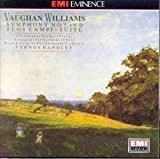 Vaughan Williams - Symphony 5 / Flos Campi by Handley, Rlpo (1990) Audio CD